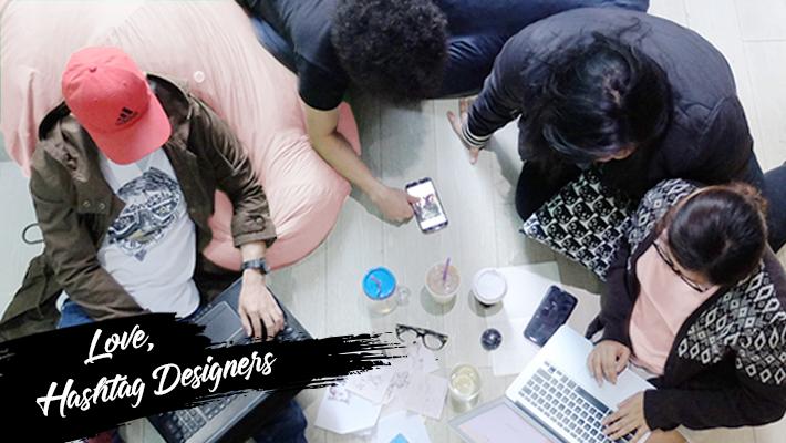 Love, Hashtag Designers